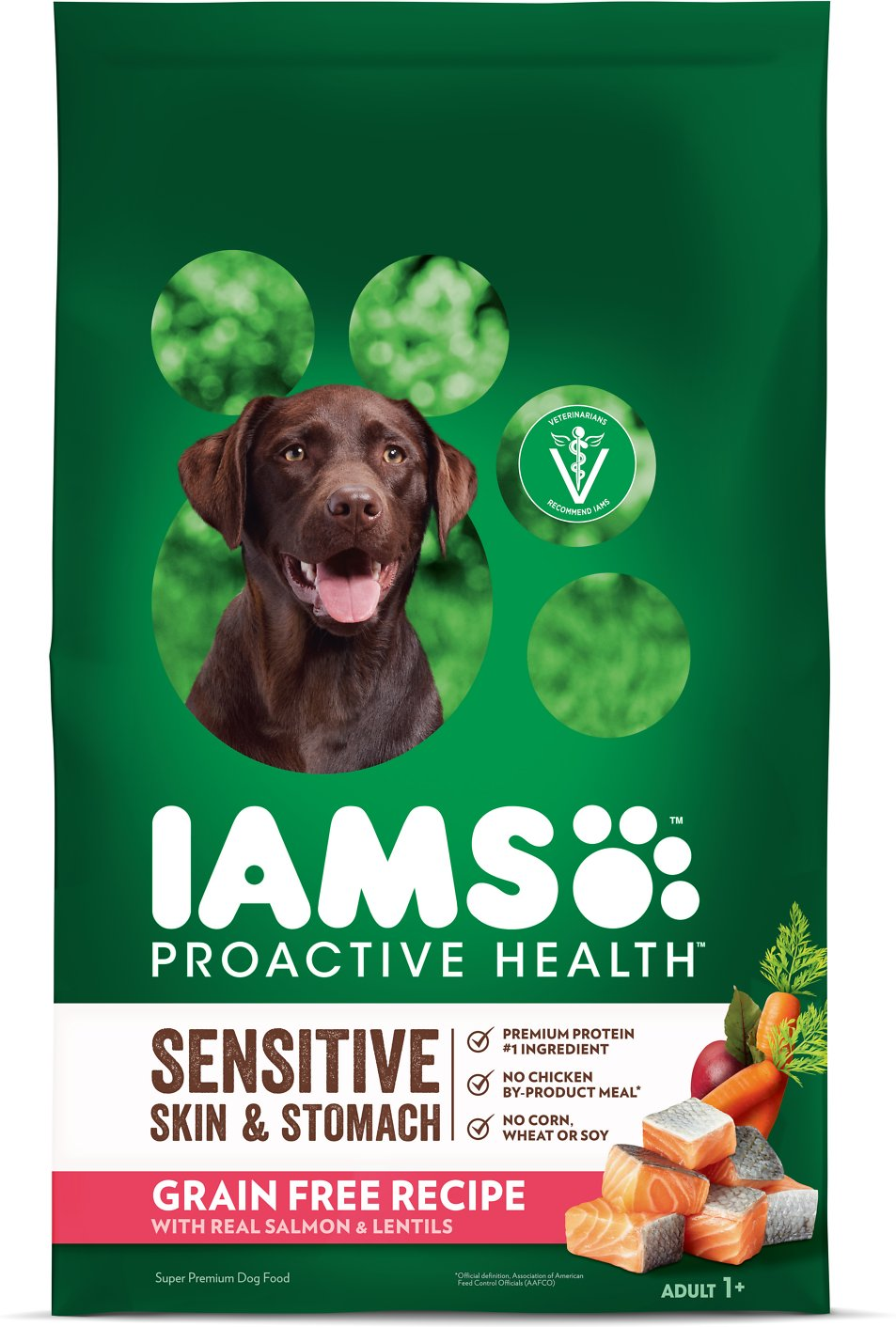 Is Iams Proactive Health Cat Food Grain Free