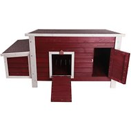 Petsfit Chicken Coop, Red