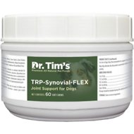 Dr. Tim's TRP-Synovial-FLEX Joint Support Dog Supplement, 60 count