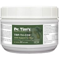 Dr. Tim's TRP-Tri-COX Joint Support Dog Supplement, 60 count