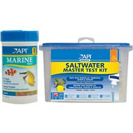 API Marine Saltwater Master Test Aquarium Kit