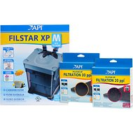 API Filstar XP Filtration Aquarium Kit, Medium