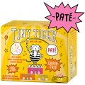 Tiny Tiger Pate Beef & Poultry Recipes Variety Pack Grain-Free Canned Cat Food