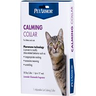 PetArmor 30 Day Cat Calming Collar, 1 count