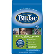 Bil-Jac Senior  Select Chicken & Oatmeal Recipe Dry Dog Food, 6-lb bag