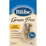 Bil-Jac Grain-Free Adult Chicken Recipe Dry Dog Food, 24-lb bag