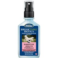 Bil-Jac BreakThru Biotics Probiotic Dog Food Spray, 4-oz bottle
