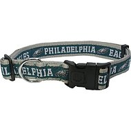 Pets First NFL Dog Collar, Philadelphia Eagles, Large