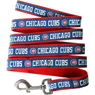 Pets First MLB Dog Leash, Chicago Cubs, Large