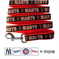 Pets First MLB Dog Leash, San Francisco Giants, Medium
