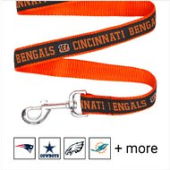 Pets First Cincinnati Bengals Dog Leash, Small