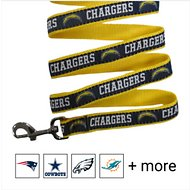 Pets First NFL Dog Leash, Los Angeles Chargers, Large