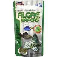 Hikari Algae Wafers Fish Food, 2.89-oz bag