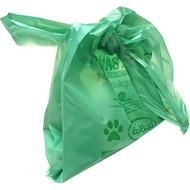 BioBag Handle Pet Waste Bags, 150 count