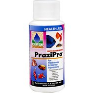Hikari PraziPro Freshwater & Marine Aquarium Treatment, 1-oz bottle