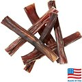 "Bones & Chews Made in USA Steer Stick 6"" Dog Chew Treat"