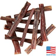 "USA Bones & Chews Steer Stick 6"" Dog Chew Treat, case of 50"