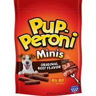 Pup-Peroni Minis Original Beef Flavor Dog Treats, 5.6-oz bag