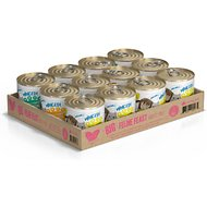 BFF Big Feline Feast Variety Pack Grain-Free Canned Cat Food, 10-oz, case of 12