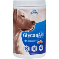 TopDog Health GlycanAid HA Factor Chewable Dog Supplement, 150 count