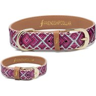 FriendshipCollar Pedigree Princess Dog Collar with Friendship Bracelet, Large