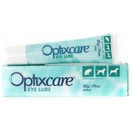 Optixcare Dog & Cat Eye Lube Lubricating Gel, 0.70-oz tube