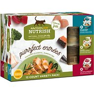 Rachael Ray Nutrish Purrfect Entrees Grain-Free Variety Pack Wet Cat Food, 2-oz, case of 12
