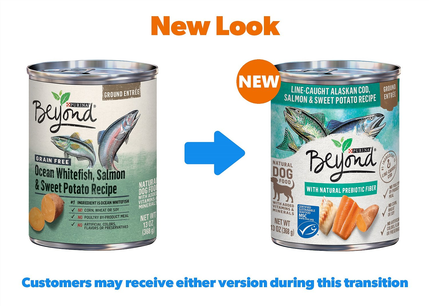 Purina Beyond Grain Free Canned Dog Food