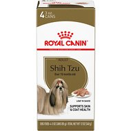 Royal Canin Shih Tzu Adult Loaf in Sauce Canned Dog Food, 3-oz, pack of 4