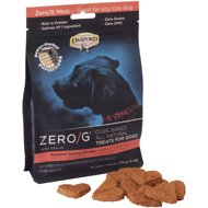 Darford Zero/G Minis Roasted Salmon Dog Treats, 6-oz bag