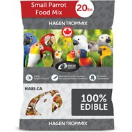 Hari Tropimix Enrichment Small Parrot Bird Food, 20-lb bag