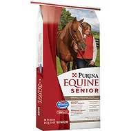 Purina Animal Nutrition Senior Horse Feed, 50-lb bag