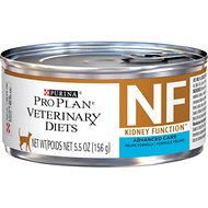Purina Pro Plan Veterinary Diets NF Kidney Function Advanced Care Formula Canned Cat Food, 5.5-oz, case of 24