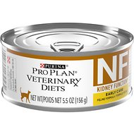 Purina Pro Plan Veterinary Diets NF Kidney Function Early Care Formula Wet Cat Food, 5.5-oz, case of 24