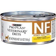 Purina Pro Plan Veterinary Diets NF Kidney Function Early Care Formula Canned Cat Food, 5.5-oz, case of 24
