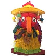 Fetch-It Pets Pete the Parrot Piñata Bird Toy