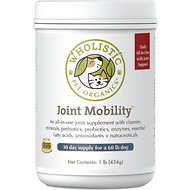Wholistic Pet Organics Canine Complete Joint Mobility Supplement, 1-lb