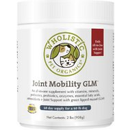Wholistic Pet Organics Canine Complete Joint Mobility with Green Lipped Mussel Supplement, 2-lb