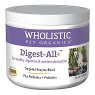 Wholistic Pet Organics Digest-All Plus Cat Supplement, 4-oz