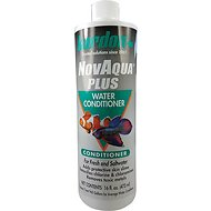 Kordon NovAqua Plus Aquarium Water Conditioner, 16-oz bottle