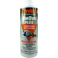 Kordon AmQuel Plus Ammonia Detoxifier Aquarium Water Conditioner, 16-oz bottle
