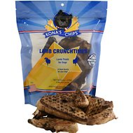 Kona's Chips Lamb Crunchtimes Dog Treats, 5-oz