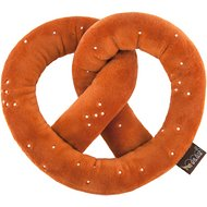 P.L.A.Y. Pet Lifestyle and You International Classic Food Pretzel Dog Toy