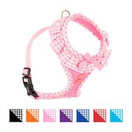 Puppia Vivien A Style Dog Harness, Pink, Small