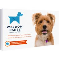 Wisdom Panel Health Breed & Health Identification Dog DNA Test Kit