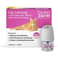 Comfort Zone Calming Cat Diffuser Kit