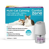 Comfort Zone Calming Multi-Cat Diffuser Kit