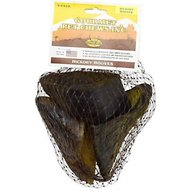 Venison Joe's Hickory Smoked Beef Hooves Dog Treat, 3 count