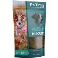 Dr. Tim's Kinesis Grain-Free Biscuits Dog Treats, 16-oz bag