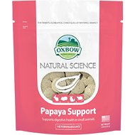 Oxbow Natural Science Papaya Support Digestive Health Small Animal Supplement, 1.16-oz bag
